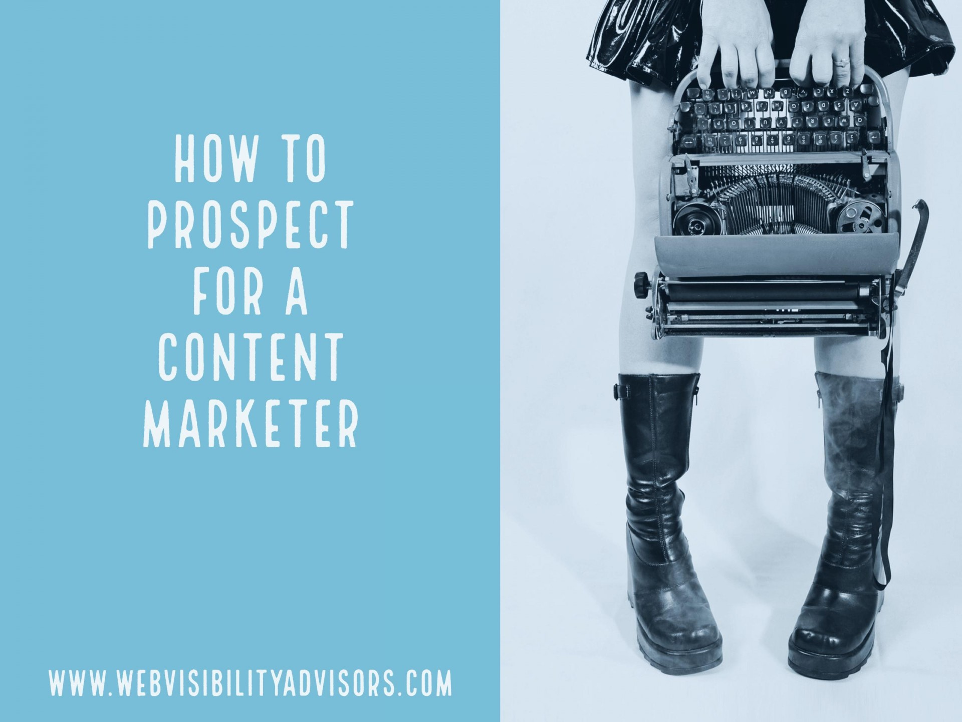 How to find a great content marketer