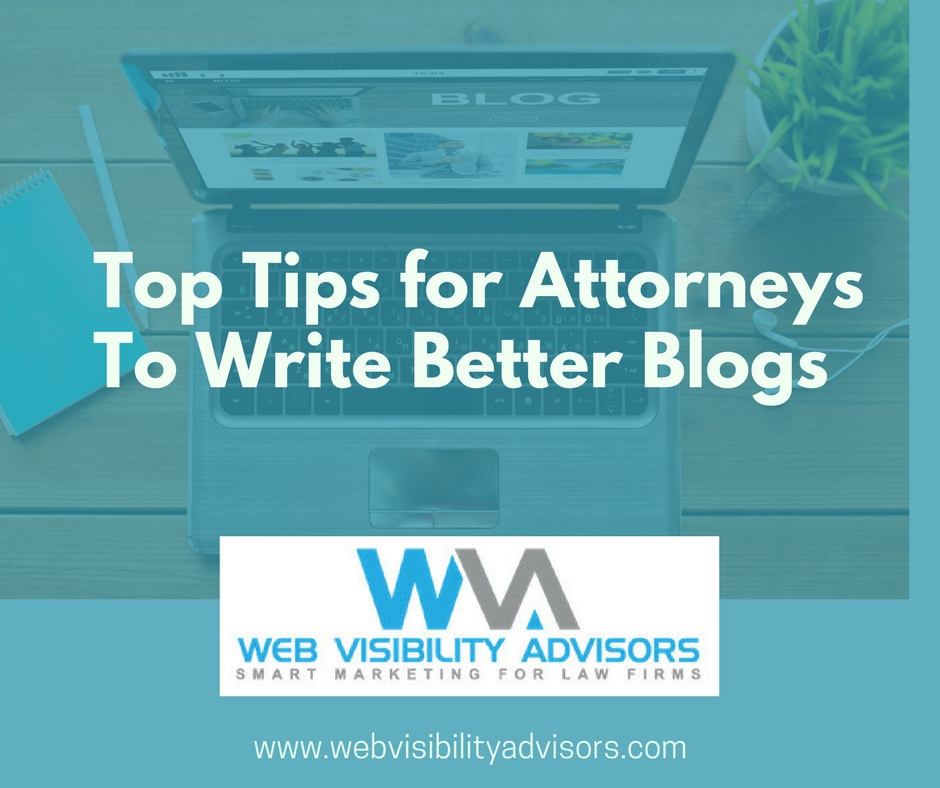 Attorney Blog, Lawyer Blog, Law Firm Blog